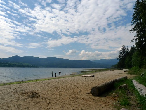 Cirrus clouds at Porpoise Bay | by Ruth and Dave