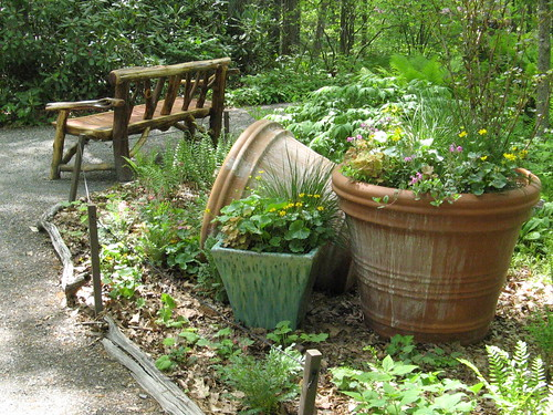 Come Aside And Rest Awhile Garden In The Woods Framingh Flickr