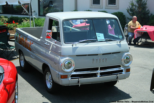 1964 Dodge A 100 Pickup Flickr Photo Sharing