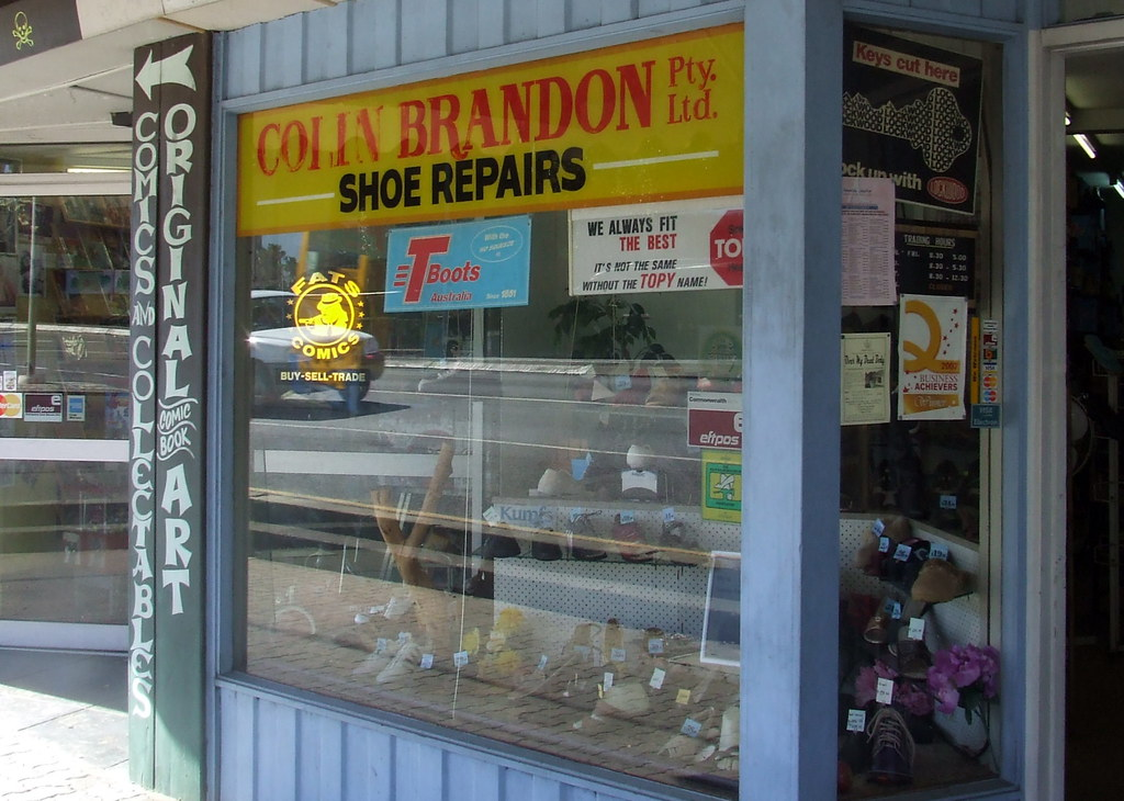 Shoe Repairs In Stephenville Newfoundland Area