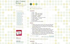Aira's Yummy Recipes | by Blogging Women