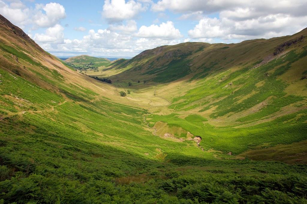 u shaped valley - photo #17