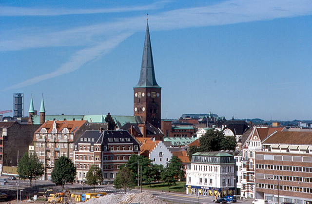 Aarhus and Cathedral