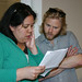 """Behind the scenes of Writing for Film & Television Port Short """"Super Housewife"""""""
