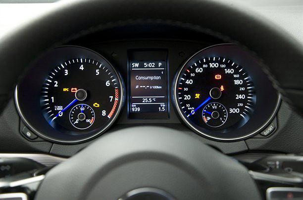 VW Golf R - Instrument Panel / Dash | Here it is at last, th… | Flickr