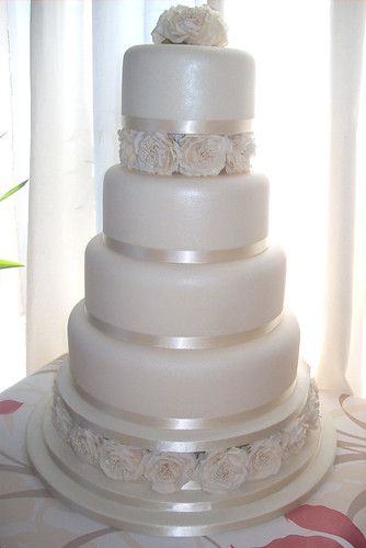 Images Of  Tier Wedding Cakes