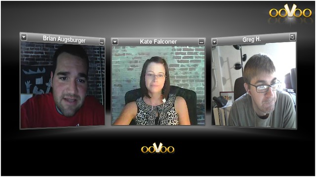 ooVoo Video Chat - This has been my Thursday morning. - Greg Habermann - Flickr