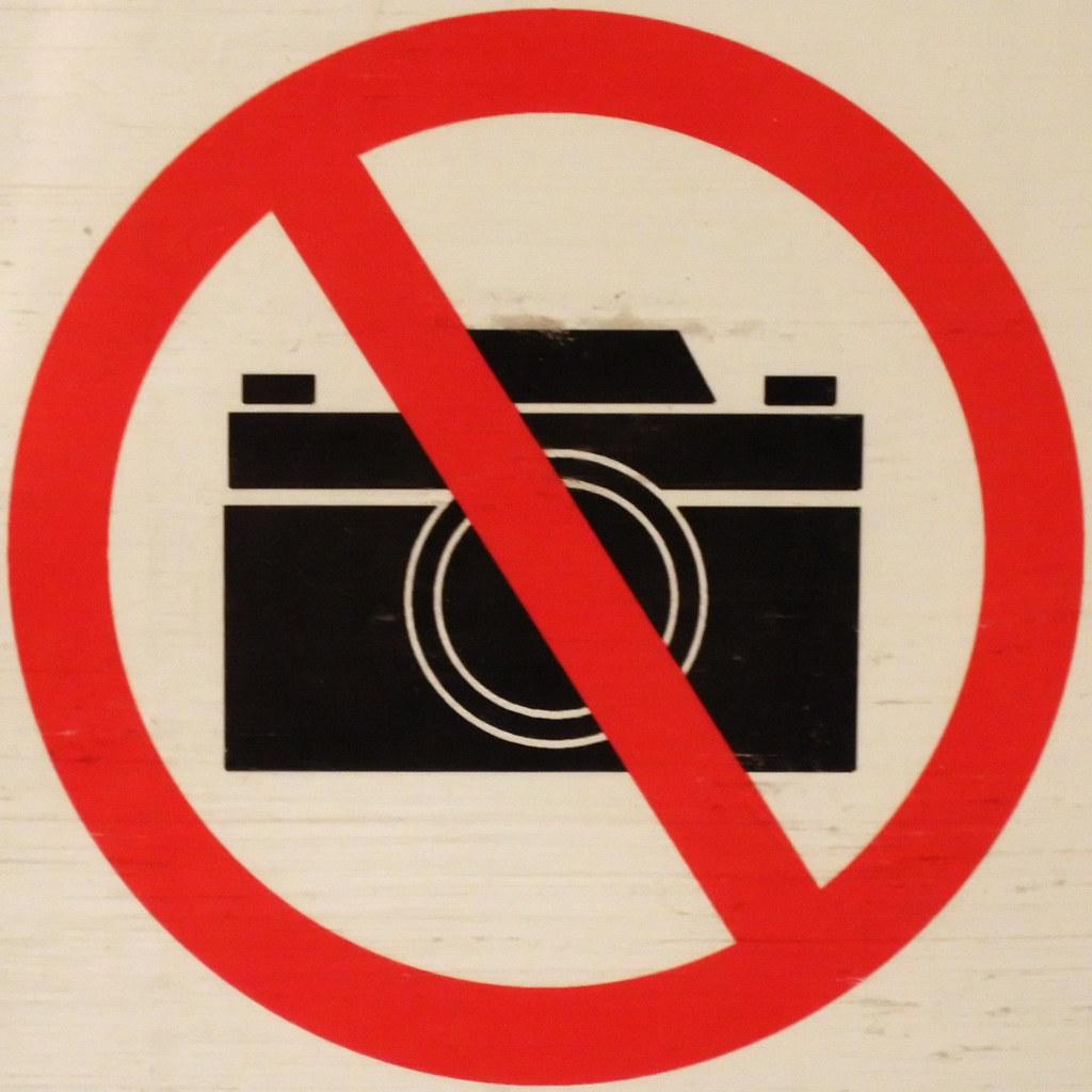 No Photography Metropolitan Museum Of Art Met New York