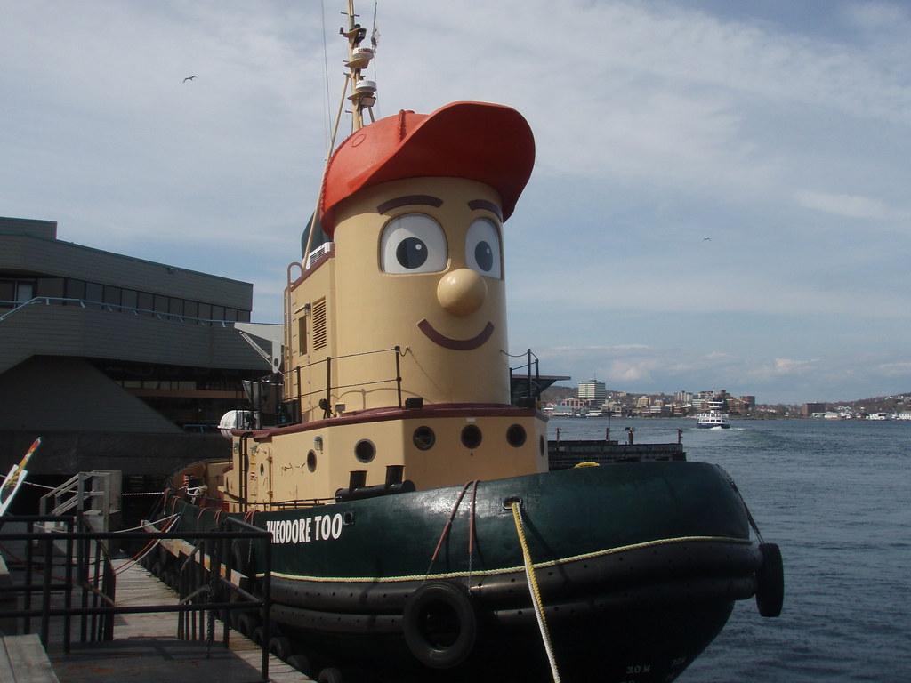 A happy tug boat | mmach018 | Flickr