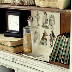 Detail of Shelves | by decorology