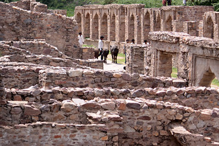 Ruins at Bhangarh Fort | by Shahnawaz Sid