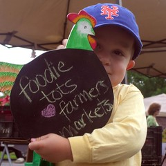 foodie tots love farmers markets | by foodietots