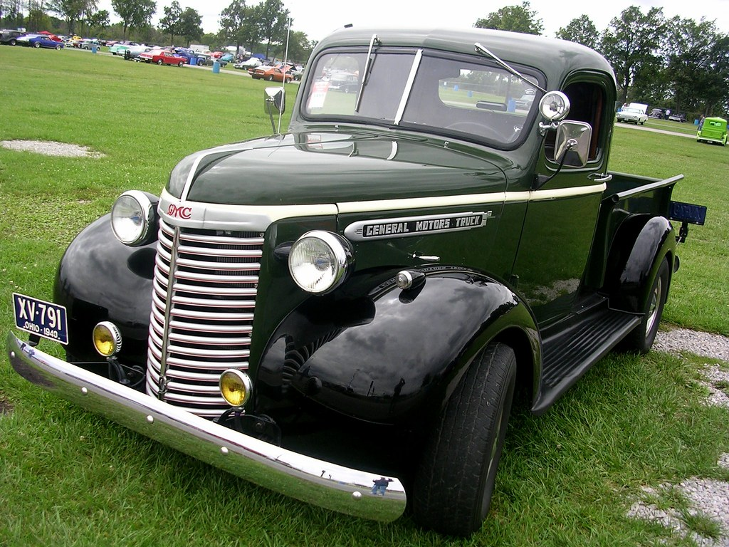 1940 Gmc Pickup Mitch Prater Flickr
