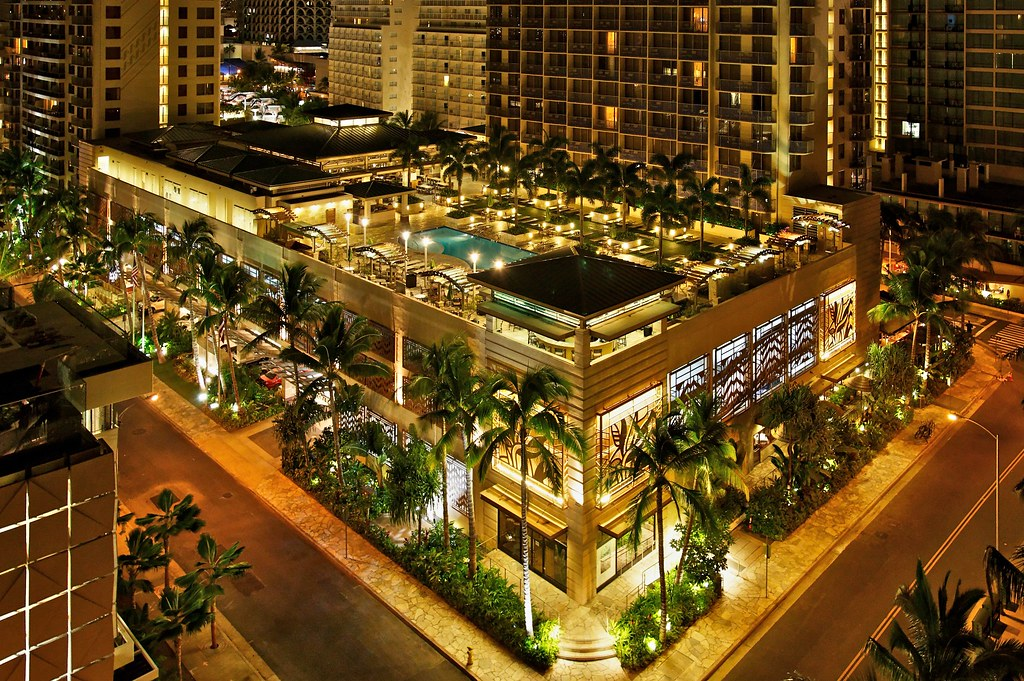 Embassy Suites Waikiki Beach Walk Hotel Honolulu This Is