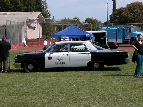 1961 ford galaxie american graffiti police car ray axe flickr. Black Bedroom Furniture Sets. Home Design Ideas
