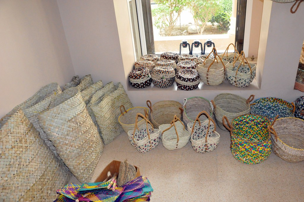 Omani Handicrafts Sohar Abdullah Al Abri Flickr