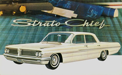 1962 Pontiac Strato Chief Four Door Sedan Canada Flickr
