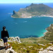 Houtbay from above