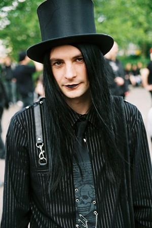 Gothic Clothing Uk Camden