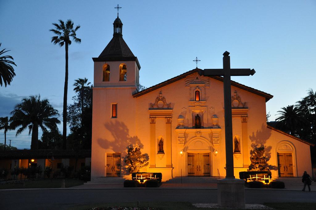 Mission >> Santa Clara Mission Church | Santa Clara University Historic… | Flickr