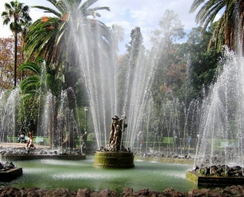 Giardino inglese di palermo the beautiful english garden i - Giardino in inglese ...