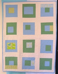 Boy Baby Quilt | by alissahcarlton