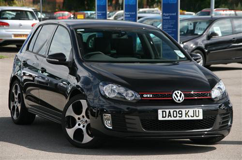 License Plate Camera >> VW Golf GTI Mk6 In Black - Front | Not my photo. If anyone ...