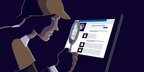 Αποτέλεσμα εικόνας για facebook detective