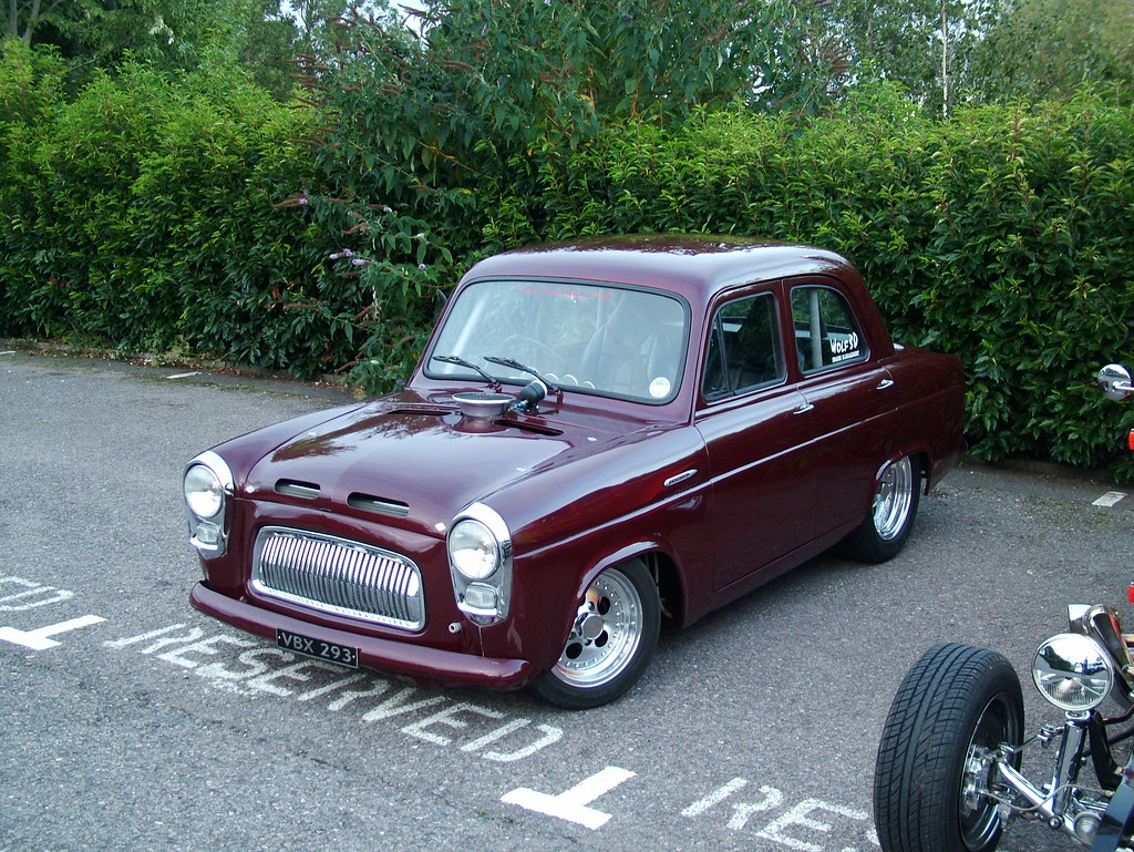 Ford Prefect Jason S Ford 100e Prefect Engine Ford