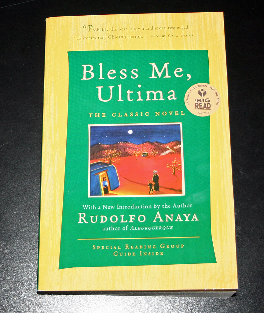 bless me ultima the growing up of a Bless me, ultima evaluation essaysbless me, ultima, by rudolfo a anaya, is a touching story of a young boy who is learning many things rather quickly throughout his life the trials and tribulations that he faces are not similar to those of a normal childhood overall, the book is a major learn.