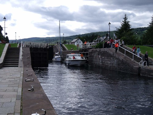 Caledonian Canal - Fort Augustus Scotland | by conner395