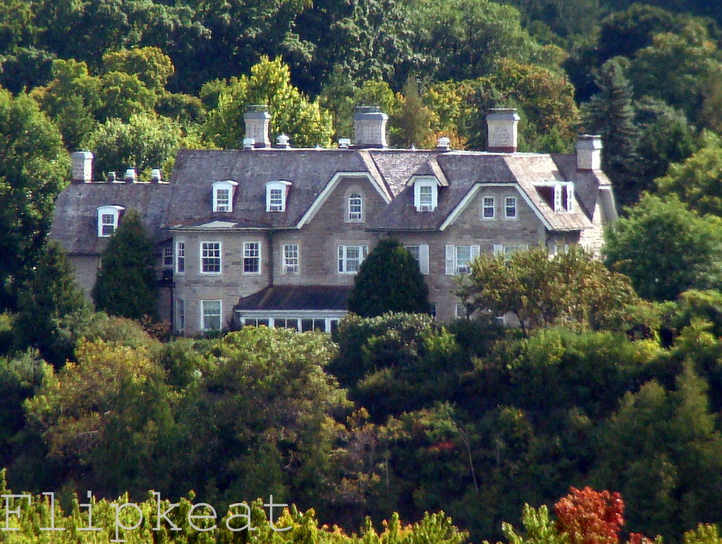 24 Sussex Drive Official Residence Of The Prime Minister