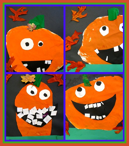 Free Preschool Halloween Craft Ideas