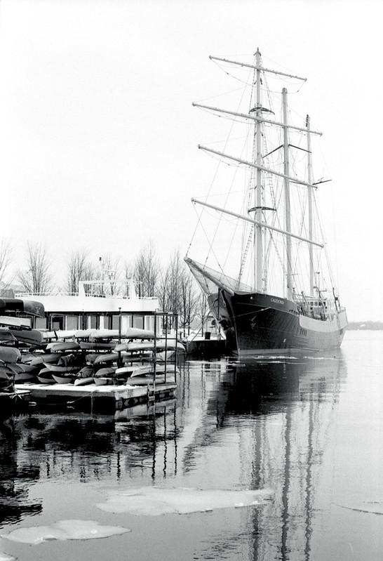 Caledonia Reflected