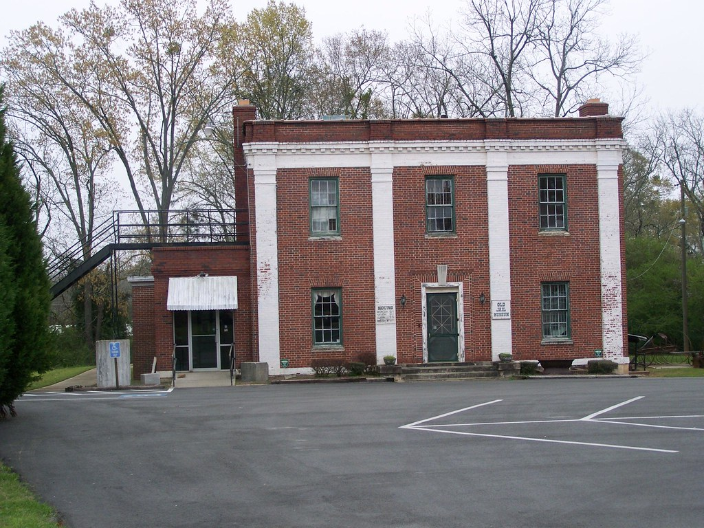 Lamar County Jail- Barnesville GA   nrhp # 95000908 ...