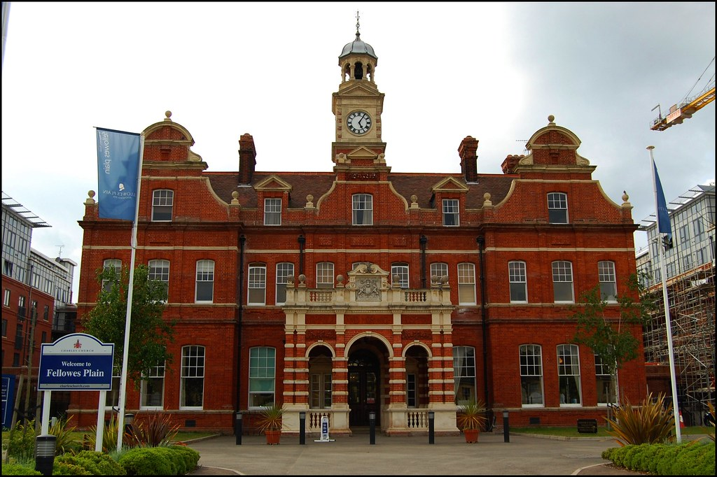 Old Norfolk And Norwich Hospital I Wonder Now However
