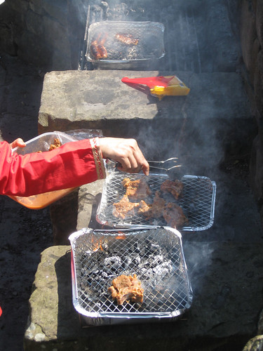 Chops on the BBQ | by iMuslim