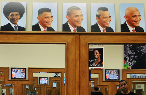 Obama Barber Shop | by xorsyst
