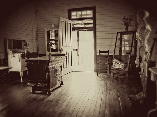Doctor S Office Late 1800s Doctor S Office At The