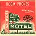 Mosely's Shady Lake Motel