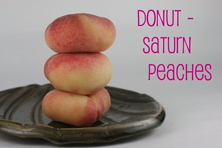 Donut or Saturn Peach Galette - Food Librarian | by Food Librarian