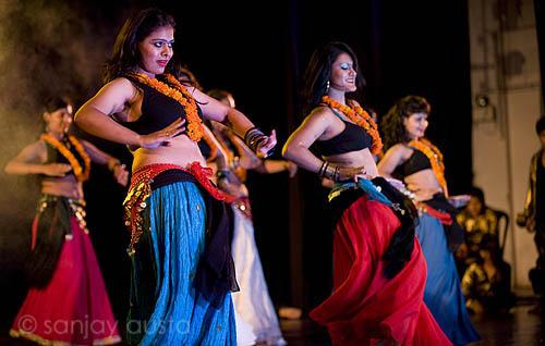 Belly Dancers in Delhi Belly Dancers on Stage