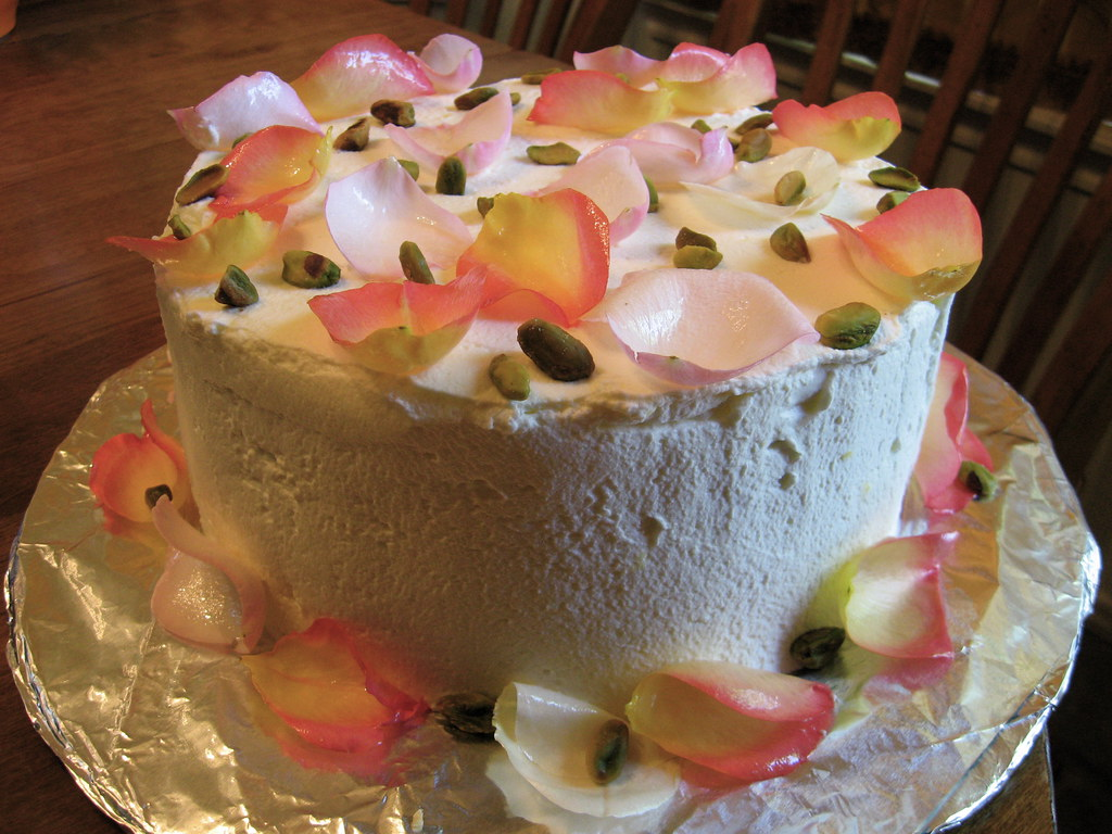 By  White Cake Recipe