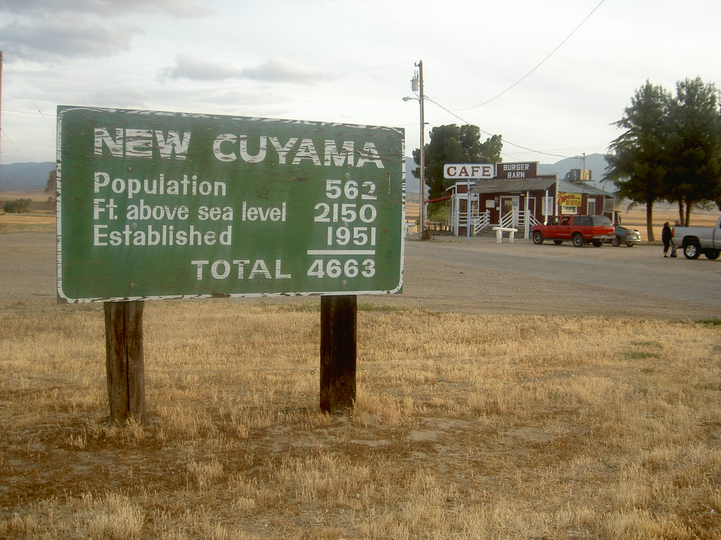 New Cuyama Cafe