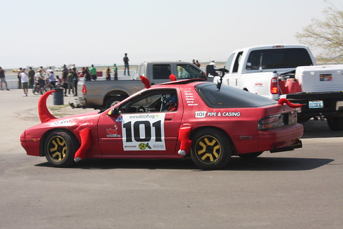 24 Hours of Lemons ButtonWillow Team Ligntning McQueen | by Carl242
