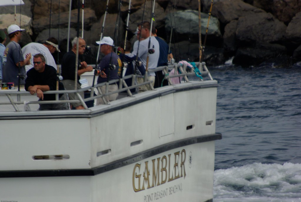 Gambler fishing boat igp9803 point pleasant beach nj for Point pleasant fishing boats