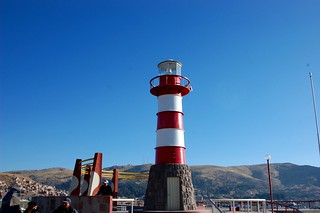 Lake Titicaca Lighthouse | by Barrys_photos