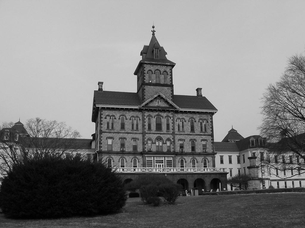 Danville State Hospital: Thomas Industries |Danville State Hospital