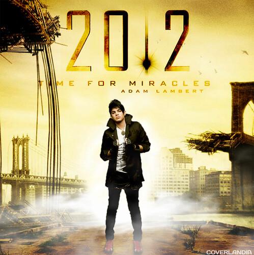 Adam Lambert Time For Miracles Jesse Galardo Flickr