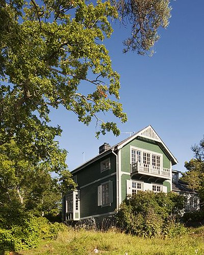 Swedish Cottage Exterior The Estate Of Things Flickr